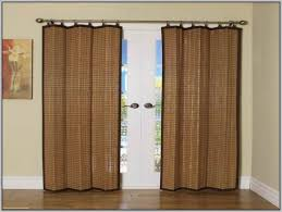 curtain design ds to cover sliding glass door small curtain rods for doors patio door