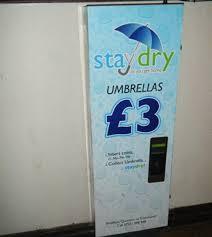 Umbrella Vending Machine Uk Amazing In Defense Of The Awful British Weather Global Goose Travel Blog
