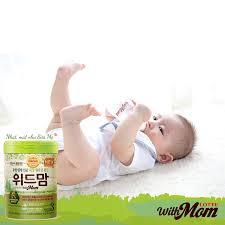 NGUYÊN TẮC KẾT HỢP WITHMOM VÀ ĂN DẶM CHO CON THÁNG THỨ 6 – Sữa With Mom -  Ngừa táo bón & tiêu chảy cho bé từ 0-36 tháng