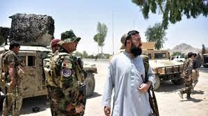 طالبان تعلن السيطرة على معبر سبين بولداك الحدودي المهم مع باكستان - SWI  swissinfo.ch