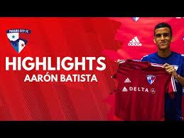 Aaron Batista (Panama City FC) - Highlights - YouTube