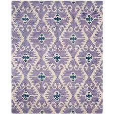 safavieh handmade wyndham lavender new zealand wool rug  free