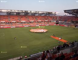 Bbva Compass Stadium Houston Seating Chart Bbva Compass Stadium Section 208 Seat Views Seatgeek