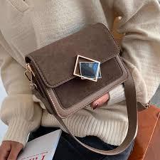 <b>SWDF New</b> Korean Version <b>Small</b> Square Women Bag Fashion ...