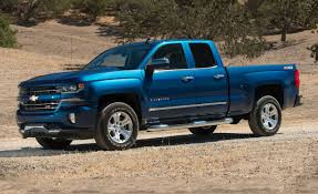 2016 Chevrolet Silverado 1500 First Drive – Review – Car and Driver
