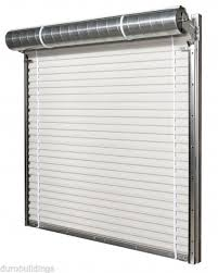 duro steel j 8 w by 9 t econmical mercial 1950 series roll up door direct ebay