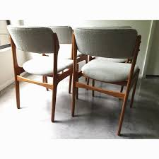 awesome vine dining chair elegant vine erik buck o d mobler danish of new danish teak dining