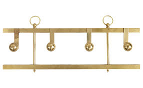 Brass Coat Rack Vintage Brass Coat Rack Jayson Home 23