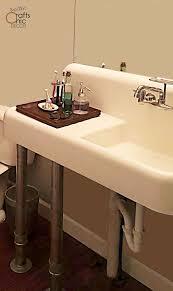 bathroom rustic crafts chic decor