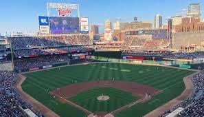 Accessible Gameday Minnesota Twins Baseball