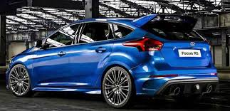2018 ford focus rs. exellent 2018 2018 ford focus rs  rear inside ford focus rs l