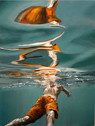 eric zener paintings water i will it n put it in our