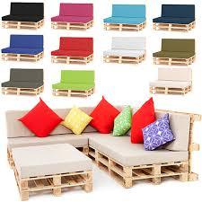 pallet seating garden furniture diy