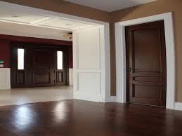 painting interior doors when determining how to apply