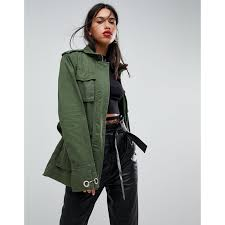 design double wrap belted khaki jacket khaki clothing 9mij4d