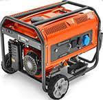<b>Электрический генератор и электростанция</b> Husqvarna G 5500 P ...