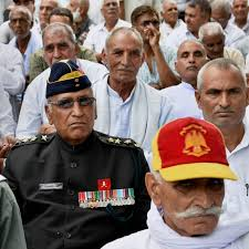 Image result for National Commission for Ex-servicemen, Veterans Commission