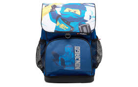 Lego Bags Optimo School Bag (Lego® Ninjago® Jay Of Lightning), (49.98 €) |  Large selection of outlet-styles