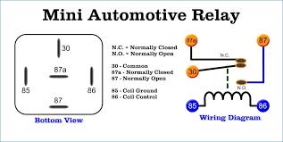 standard automotive relay wiring best secret wiring diagram • car relay wiring diagram new ac wiring diagrams automotive rh corresponsables co automotive relay wiring diagram