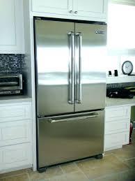 glass refrigerator sub zero door in india for home pro