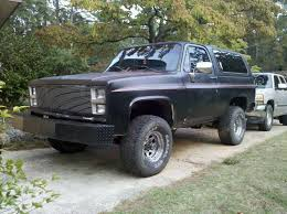 1986 Chevrolet k5 [Blazer] For Sale | cullman Alabama