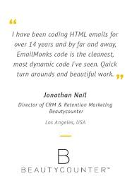 Professional Email Newsletter Examples Business Email Sample Ideas