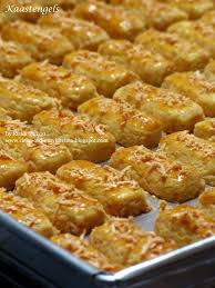 Kreasi Resep Kue Kering Keju Ricke Secret Recipes
