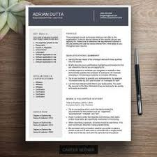 51 Best 4423 Resume Images