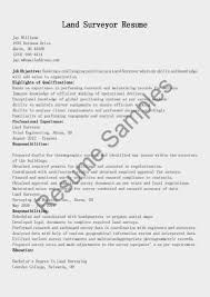 Survey Technician Resume Sample Gallery Of Resume Samples Land Surveyor Resume Sample Survey 12