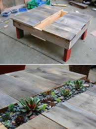 coffee table diy succulent table more outdoor coffee tables getting the perfect outdoor