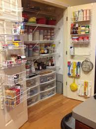 Metal Kitchen Storage Cabinets Image Of Spectacular Closet Cabinet Storage Systems With Sliding