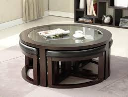 round console table. Modern Round Console Table
