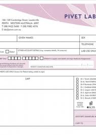 Medical Forms Printing, Design Perth - Dx Medical Stationery
