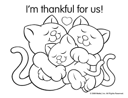 Thanksgiving Coloring Pages For Kindergarten - Kids Coloring