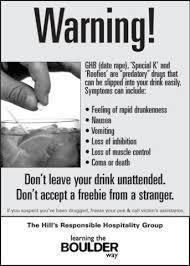 warning date rape drugs drug rape human  domestic violence