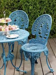 repainting metal outdoor furniture designs