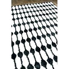 black and white zigzag rug black white rug white and black rug by stockings hand tufted black and white zigzag rug