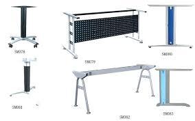 office desk legs. Modren Legs Office Desk Legs E Furniture Metal Uk Inside E