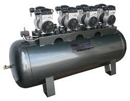 compresor de aire industrial. compresor de aire libre aceite 6 hp,220 vac,500 l, industrial x