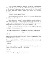 Kể lại một câu chuyện cổ tích theo lời kể của nhân vật trong câu chuyện hay  nhất (5 mẫu)