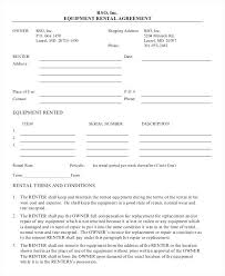 Standard Adobe Word Free Lease Agreement Template Residential