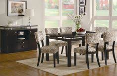 coaster furniture libby rectangular dining table with floating top 103161