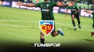 Kayserispor Süper Lig'in yıldızı için devrede... 7 Temmuz Kayserispor  transfer haberi! - Tüm Spor Haber