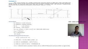 Working Stress Method Of Rcc Design Working Stress Method Numerical By Parag Kamlakar Pal