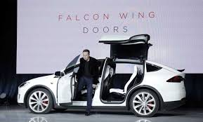 new tesla car release dateTesla launches Model X electric SUV to take on luxury carmakers