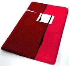 red bathroom rug sets rugs red bathroom rug