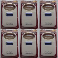 Pocket Size Ultraoptix 7x Aspheric Led Lighted Magnifier Coin Stamp Inspection