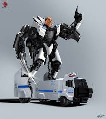 World Leaders Illustrated As Transformers By