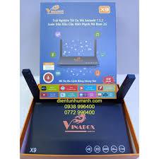 Android TV Box Vinabox X9 - Tivi Box Android giảm chỉ còn 807,500 đ