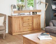 stunning baumhaus mobel. Baumhaus MOBEL Oak Contemporary Large Sideboard / Storage (COR02A) SRP £599 Stunning Mobel D